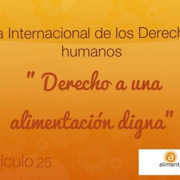 DERECHOS HUMANOS: 365 días al año