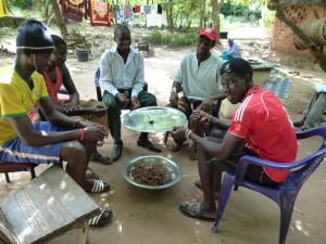 comida Gambia