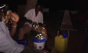 noche Gambia