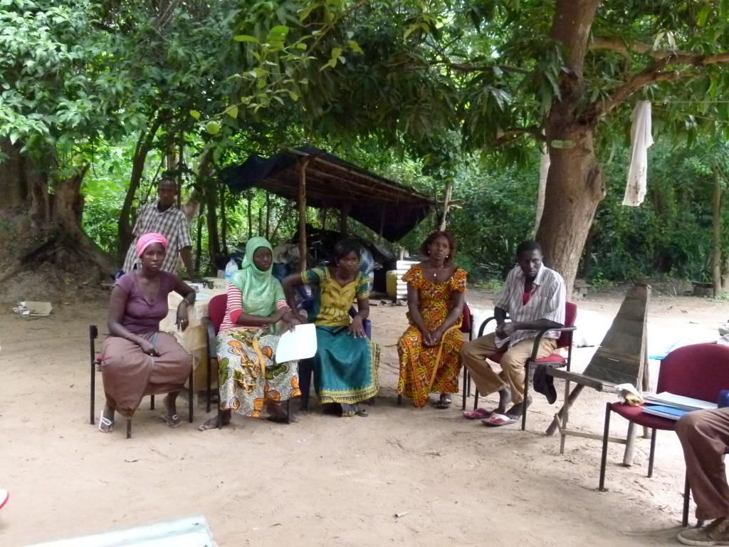 reunión Gambia