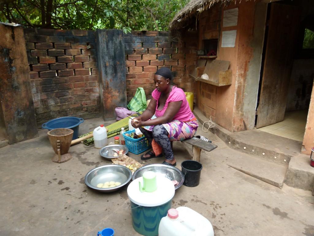 Cocina Gambia