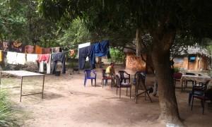 Ropa mojada Gambia